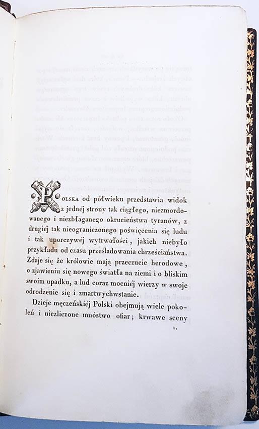 Adam Mickiewicz, Dziady cz.III, Paryż 1833, pierwsze wydania wieszczów, pierwodruki, Pan Tadeusz, Zygmunt Krasińki, Juliusz Słowacki, rzadkie cenne książki przedwojenne