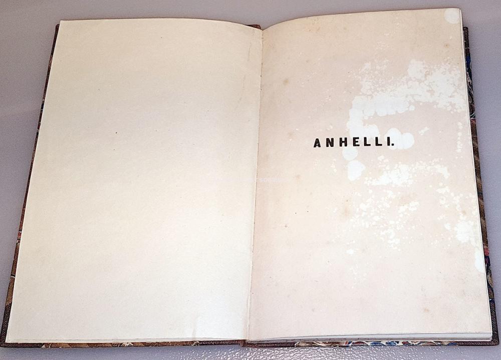 SŁOWACKI- ANHELLI Paryż 1838 pierwsze wydanie, pierwsze wydania wieszczów, pierwodruki , Adam Mickiewicz, Pan Tadeusz, Zygmunt Krasińki