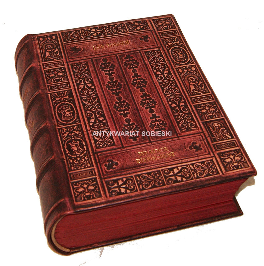 Tolkien Silmarillion The Children of Hurin leather luxury exclusive binding