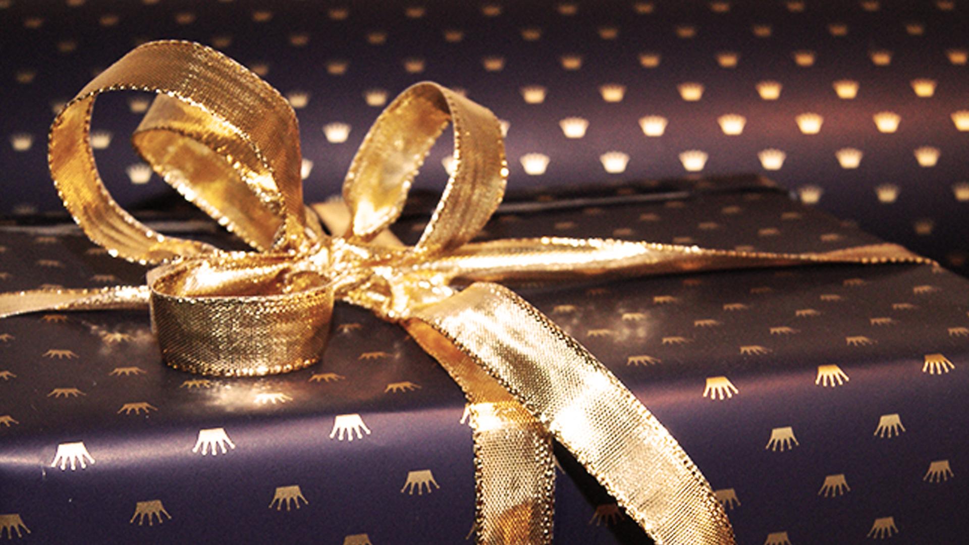 książka na prezent, eleganckie opakowanie