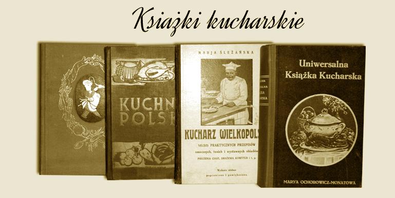 Kuchnia Polska Ksiazka Kucharska Ksiazka Z Przepisami