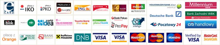 eCard formy platności